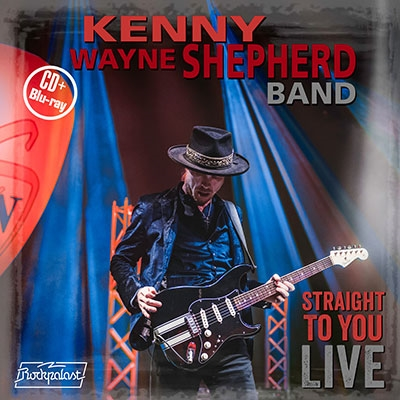 Straight To You: Live [CD+Blu-ray Disc] CD