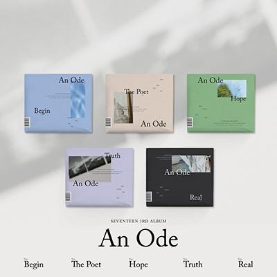 An Ode: SEVENTEEN Vol.3 (ランダムバージョン) CD