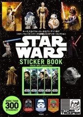 STAR WARS STICKER BOOK ROGUE ONE CHARACTERS [9784800263247]