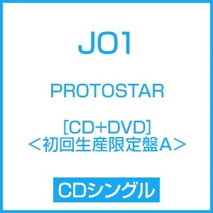 PROTOSTAR [CD+DVD]<初回生産限定盤A> 12cmCD Single