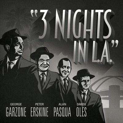 3 Nights in L.A. CD