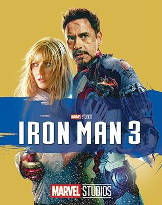 アイアンマン3 MovieNEX [Blu-ray Disc+DVD]<期間限定仕様/アウターケース付> Blu-ray Disc
