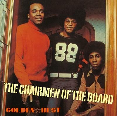Chairmen Of The Board/ゴールデン☆ベスト:コンプリート・シングル・コレクション<期間限定価格盤>[UVSL-0091]