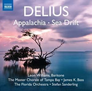 シュテファン・ザンデルリング/Delius: Appalachia, Sea Drift[8572764]