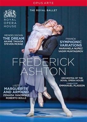 「アシュトン・トリプルビル」~バレエ《真夏の夜の夢》、《シンフォニック・ヴァリエーションズ》、《マルグリットとアルマン》