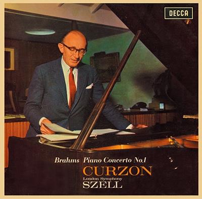クリフォード・カーゾン/ブラームス: ピアノ協奏曲第1番; ベートーヴェン: 「エロイカ」の主題による15の変奏曲とフーガ, 他 [PROC-1690]