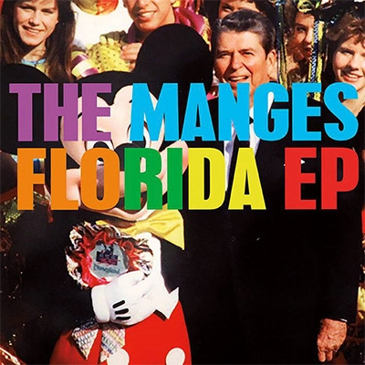 The Manges/Florida EP [12inch+CD]<数量限定盤>[EP24]