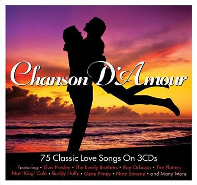 Chanson D'Amour: 75 Classic Love Songs CD