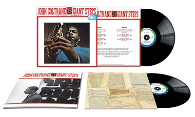 Giant Steps (60th Anniversary Deluxe Edition) LP