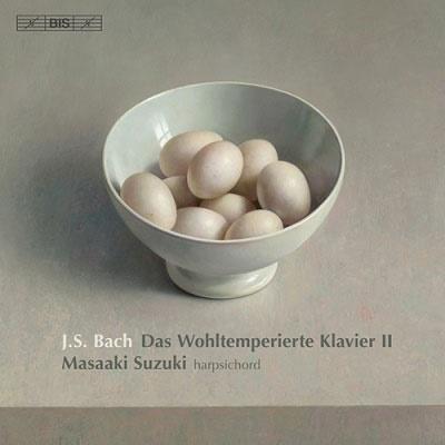 J.S.バッハ: 平均律クラヴィア曲集第2巻 BWV.870-893