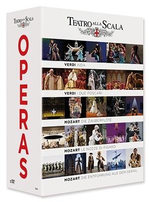 ミラノ・スカラ座・オペラ・ボックス<限定セット>