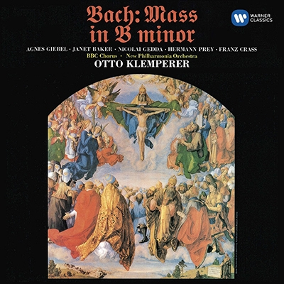 オットー・クレンペラー/J.S.Bach: Mass in B Minor BWV.232[2564607604]