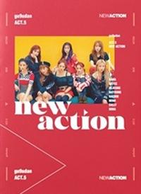 gugudan/Act.5 New Action: 3rd Mini Album[CMDC11330]