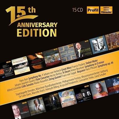 Profil レーベル15周年記念エディション