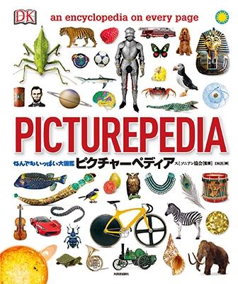 ピクチャーペディア なんでもいっぱい大図鑑 Book