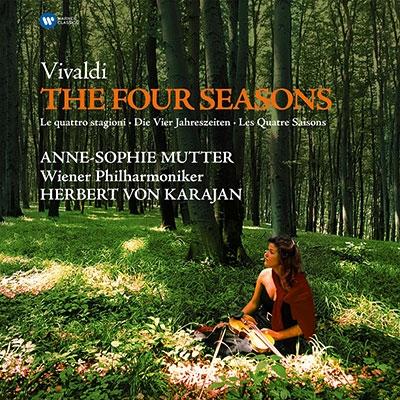 アンネ=ゾフィー・ムター/Vivaldi: The Four Seasons [9029587194]