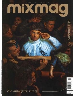 MIXMAG 2020年4月号 Magazine