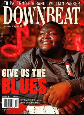 DOWNBEAT 2021年2月号 Magazine