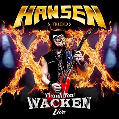 Thank You Wacken Live [CD+DVD]