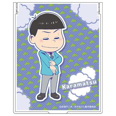 おそ松さん ミラー 原点にかえり松ver/カラ松 [SEED959949]