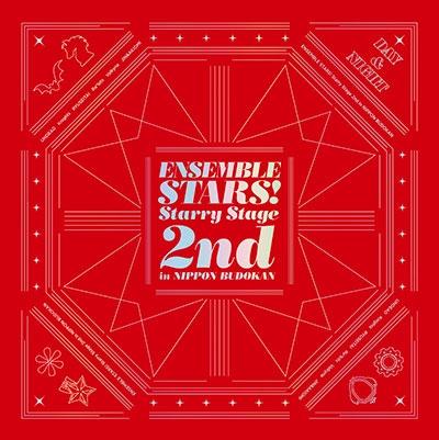 あんさんぶるスターズ!Starry Stage 2nd ~in 日本武道館~ BOX盤 Blu-ray Disc