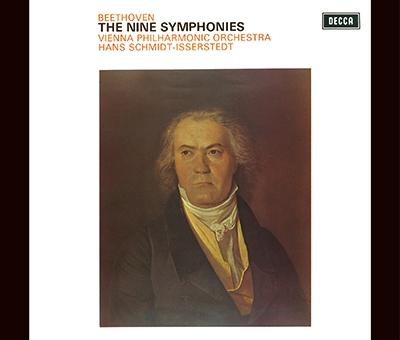 ハンス・シュミット=イッセルシュテット/ベートーヴェン: 交響曲全集 (第1番-第9番《合唱》) [PROC-2072]
