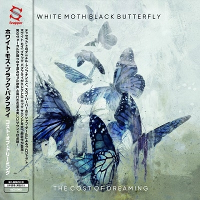White Moth Black Butterfly/The Cost Of Dreaming[IACD10601]