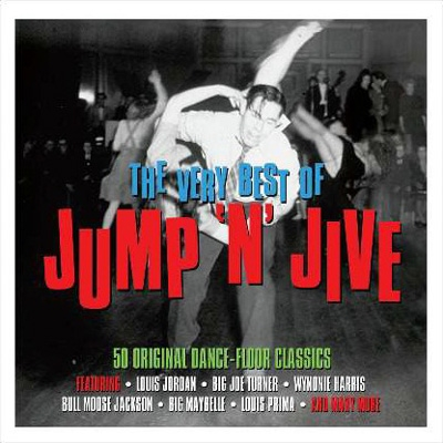 The Very Best Of Jump 'N' Jive CD