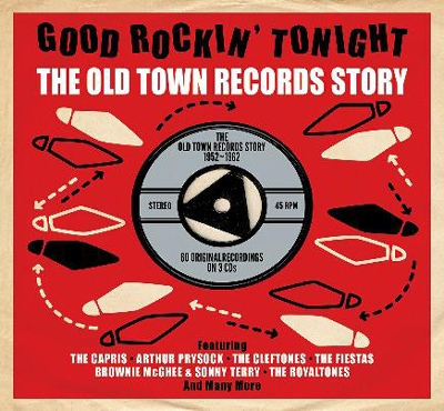 Good Rockin' Tonight: The Old Town Records Story[DAY3CD064]