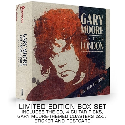 Live from London (Deluxe Edition) [CD+GOODS] CD