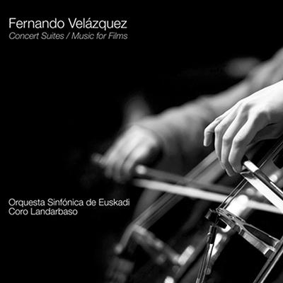 Fernando Velazquez/Concert Suites / Music For Films[QR214]
