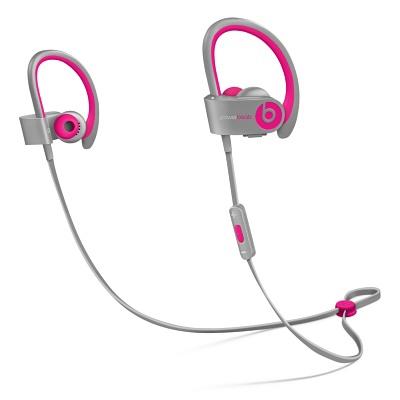 beats by dr.dre Powerbeats2 ワイヤレスヘッドフォン Pink/Grey