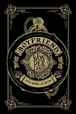 BOYFRIEND/Boyfriend in Wonderland: 4th Mini Album[L100005012]