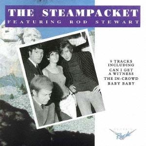 Steampacket/ファースト・スーパーグループ[CRCD-3290]