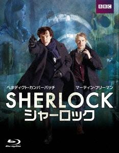 SHERLOCK/シャーロック Blu-ray BOX [3Blu-ray Disc+DVD ] Blu-ray Disc