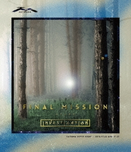 TM NETWORK FINAL MISSION -START investigation-<通常版>