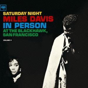 Miles Davis/ブラックホークのマイルス・デイビス Vol.2 [SICP-3964]