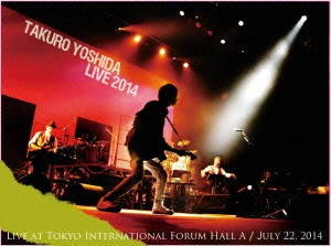 吉田拓郎/吉田拓郎 LIVE 2014 [DVD+2CD] [AVBD-92151B]