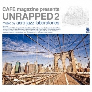 Acro Jazz Laboratories/UNRAPPED 2[GTXC-082]