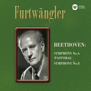 ヴィルヘルム・フルトヴェングラー/ベートーヴェン:交響曲 第6番「田園」&第8番 [WPGS-50043]