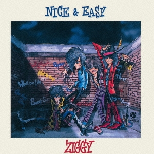 ZIGGY/NICE &EASY[TKCA-10090]