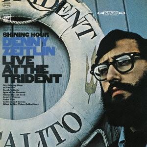 Denny Zeitlin/ライヴ・アット・ザ・トライデント [SICP-4219]