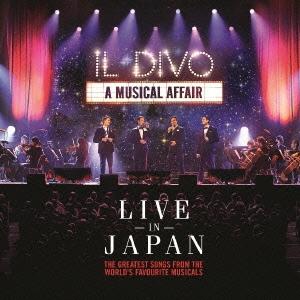 Il Divo/ライヴ・アット武道館 [Blu-specCD2+DVD]<初回生産限定盤>