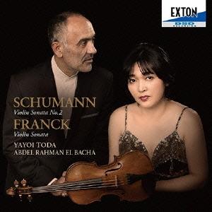 フランク:ヴァイオリン・ソナタ、シューマン:ヴァイオリン・ソナタ第2番 CD