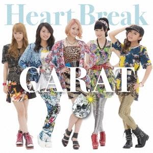 Carat/Heart Break [CD+DVD][FLCF-4484]