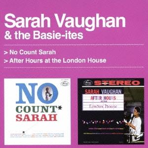 Sarah Vaughan/ノー・カウント・サラ+アフターアワーズ・アット・ザ・ロンドン・ハウス [OTCD-4623]