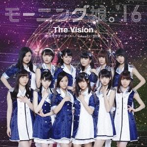 モーニング娘。'16/泡沫サタデーナイト!/The Vision/Tokyoという片隅 [CD+DVD]<初回生産限定盤B>[EPCE-7219]