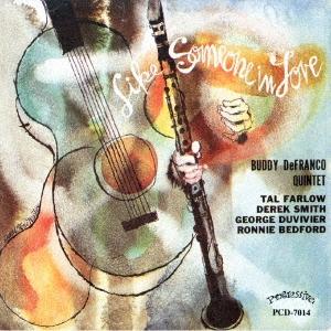 Buddy DeFranco Quintet/ライク・サムワン・イン・ラヴ<完全限定生産盤>[CDSOL-6734]
