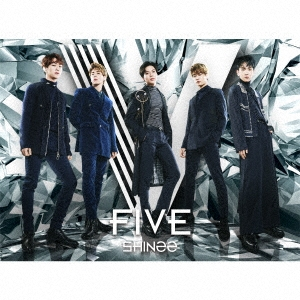 FIVE [CD+Blu-ray Disc+フォトブックレット]<初回限定盤A> CD