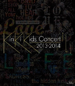 KinKi Kids Concert 2013-2014 「L」<通常盤> Blu-ray Disc